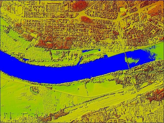Aerial LiDAR Surveys
